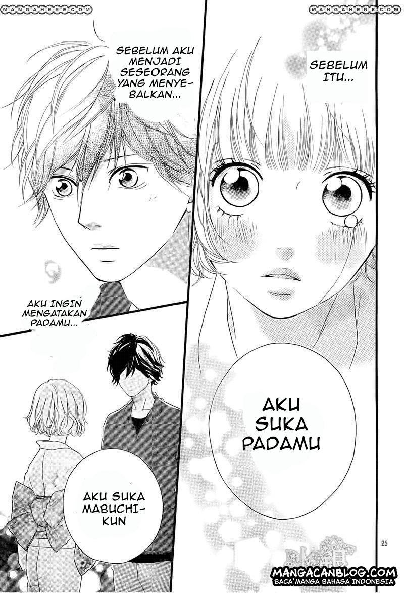 Ao Haru Ride Chapter 15-26