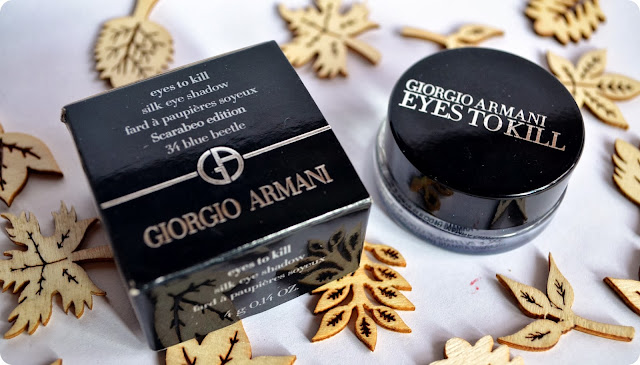 Armani Kaleidoscope LE EYES TO KILL EYE SHADOW - Verpackung