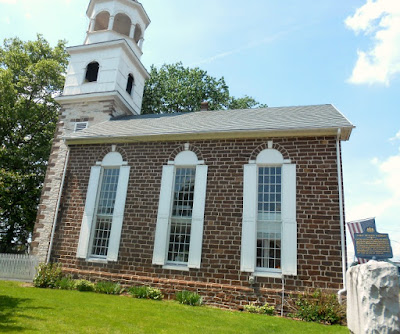 Sant Peter's Kierch Church in Middletown Pennsylvania