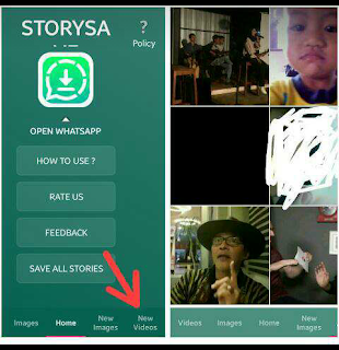2 Cara Download Video di Status WhatsApp
