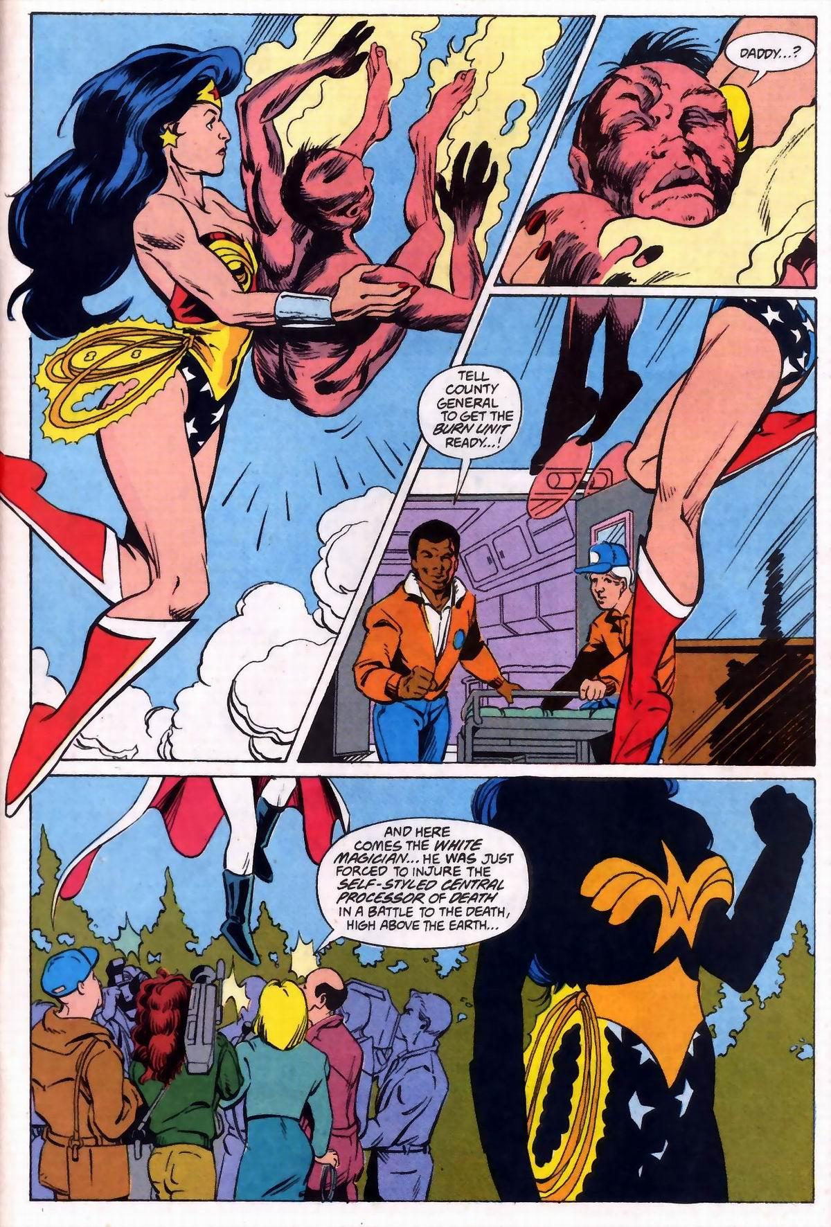 Read online Wonder Woman (1987) comic -  Issue #74 - 22