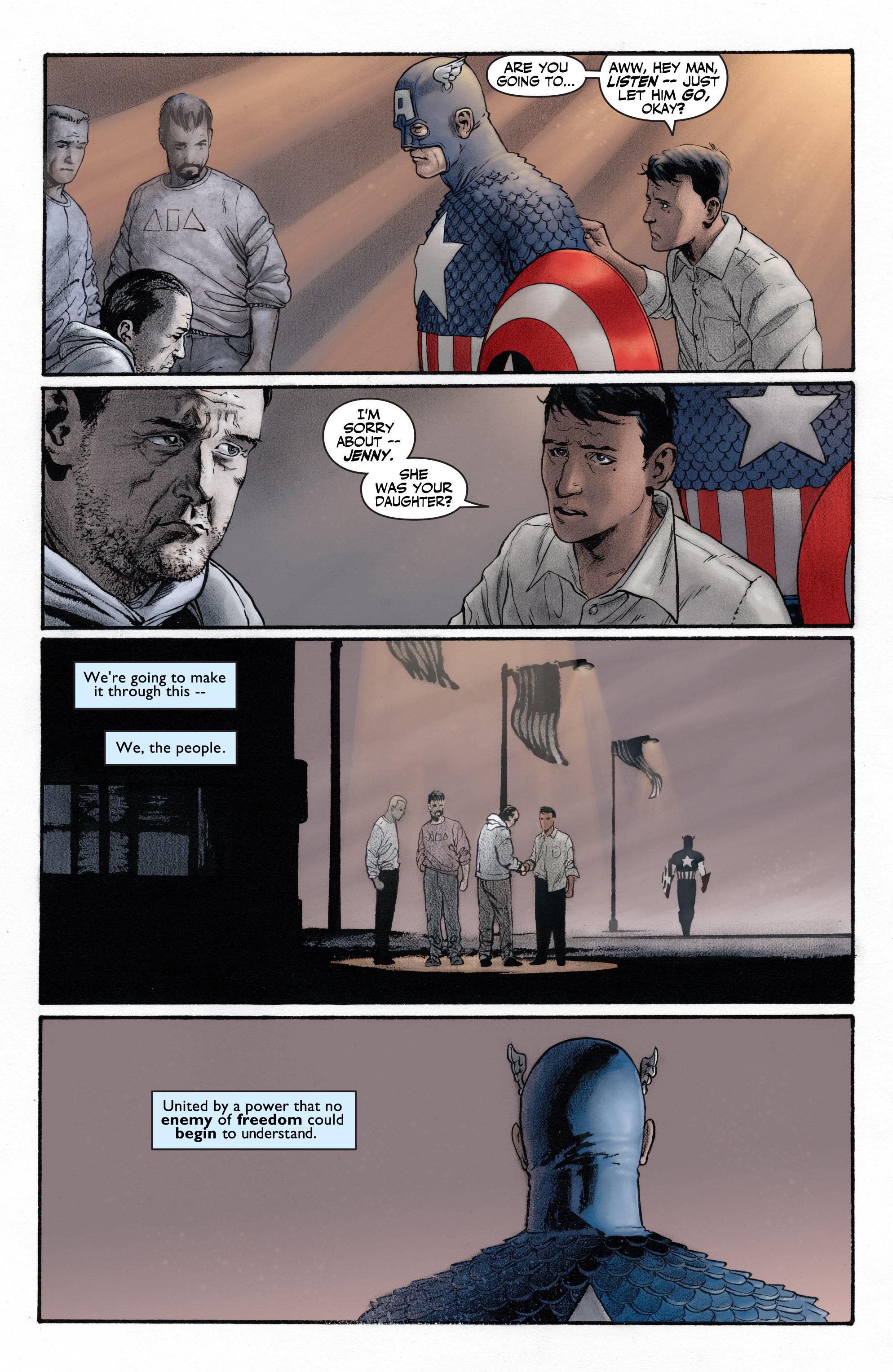 Captain America (2002) Issue #1 #2 - English 23