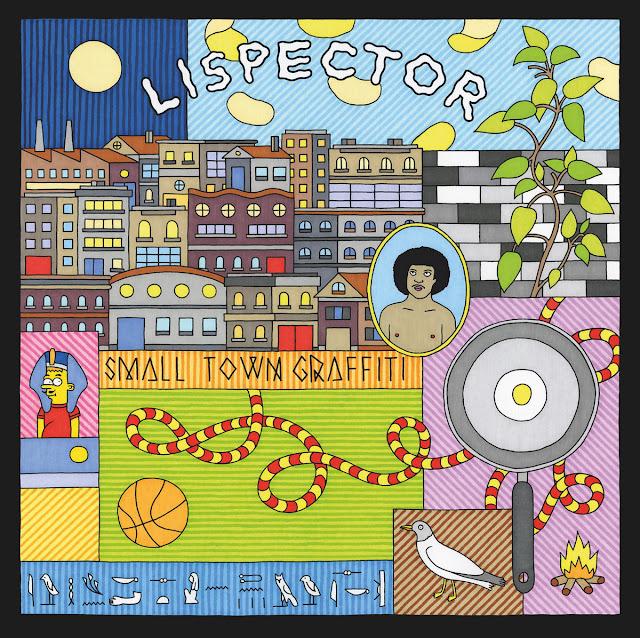 Lispector – Small Town Graffiti