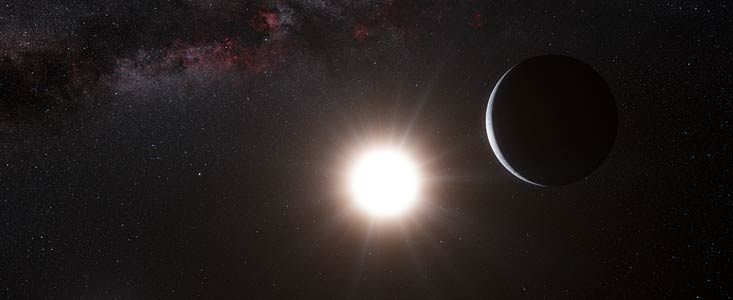 Earth sized ExoPlanet Found in Nearest Star System to ...