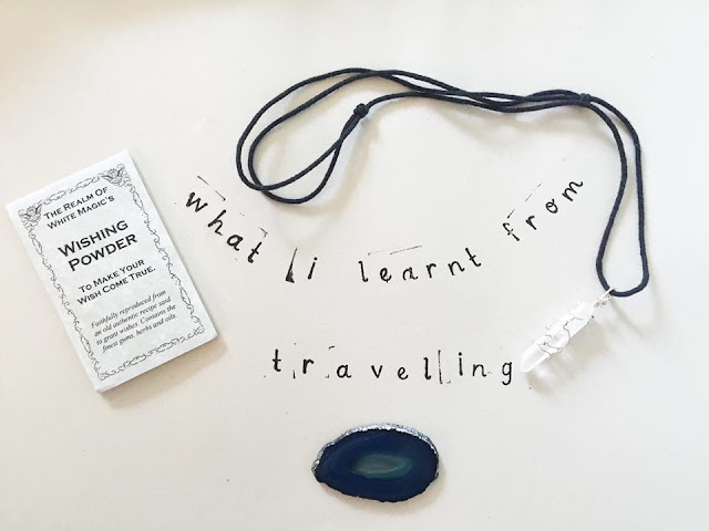 22 Things I learnt from traveling