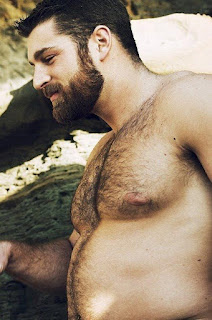 Hairy guys gay