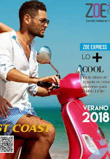 Catalogo zoe 2018 verano caballeros