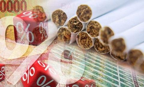 Tarif Cukai Rokok Naik Per 1 Januari 2018, Inilah Besarannya