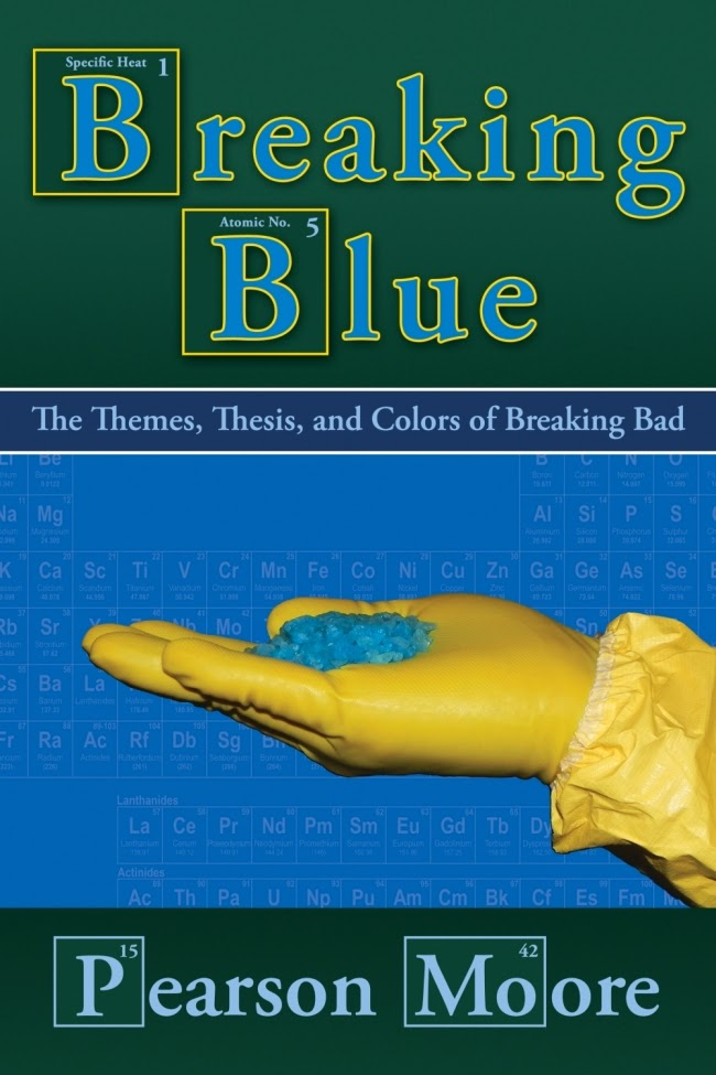 Breaking Blue The Themes Thesis And Colors Of Breaking Bad By