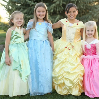 princess dresses