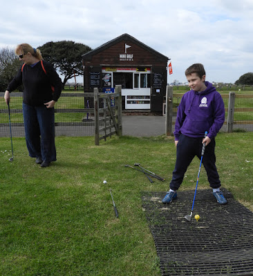 pitch and putt golf course portsmouth
