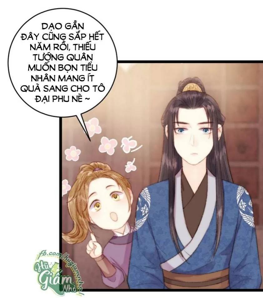 Nàng Phi Cửu Khanh - Thần Y Kiều Nữ chap 67 - Trang 24