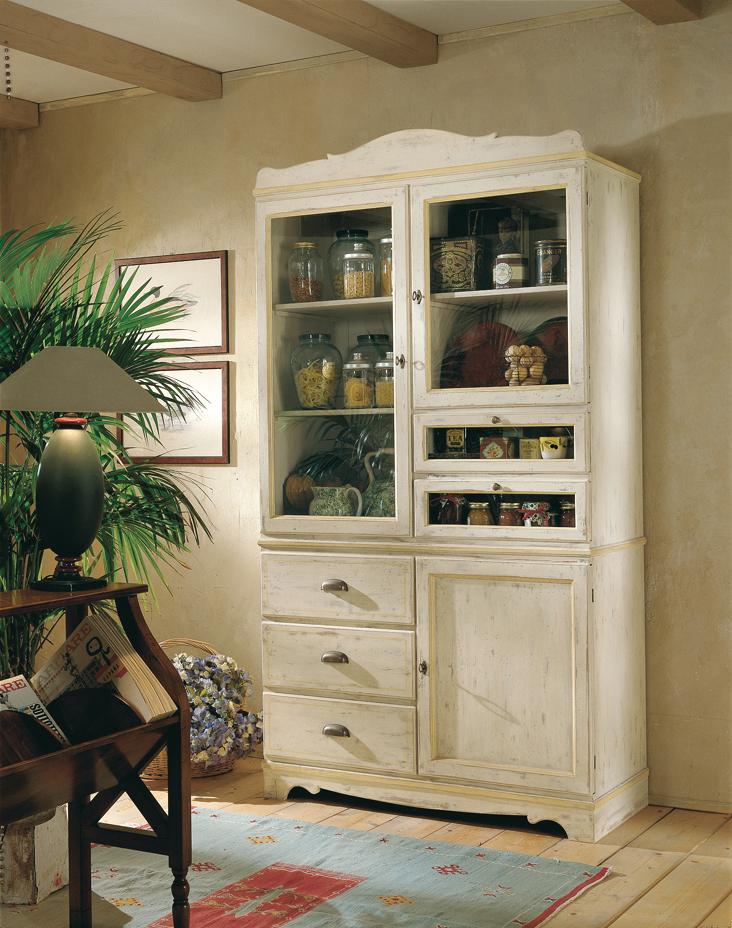 Una credenza da personalizzare shabby chic interiors - Cos e l abbattitore in cucina ...