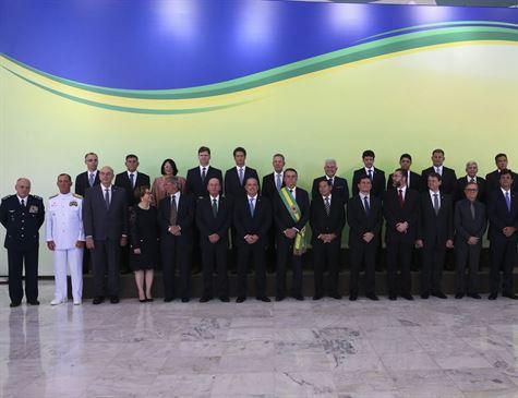 Confira quem são os principais ministros do governo Bolsonaro