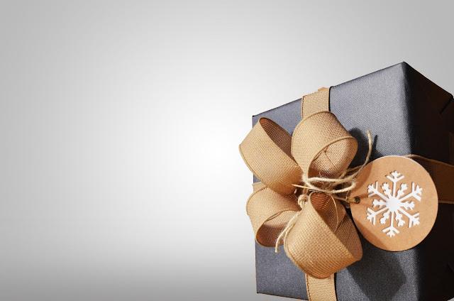 Imagen regalo de navidad de uso libre
