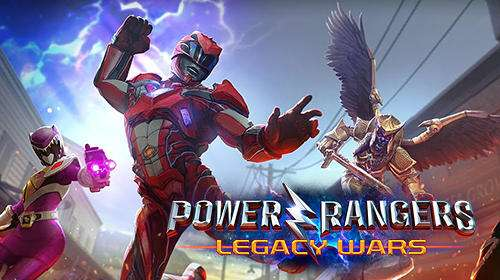 Power Rangers: Legacy Wars Android 1.0.1 Full