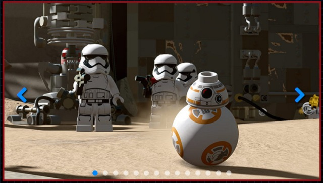 Juego LEGO Star Wars El Despertar de la Fuerza