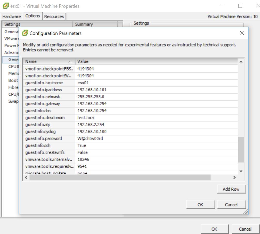 Kaperschip: Building a vSphere lab using ESXi linked clones