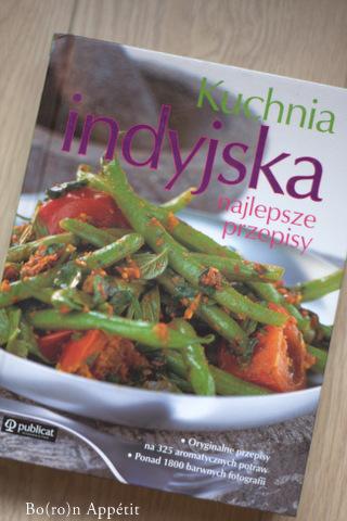 Blog Boron Appétit Recenzja Książki Kuchnia Indyjska