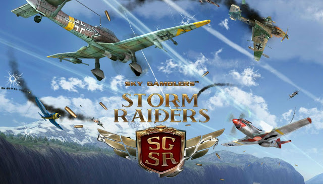 Sky Gamblers Storm Raiders v1.0.5 Apk Miki