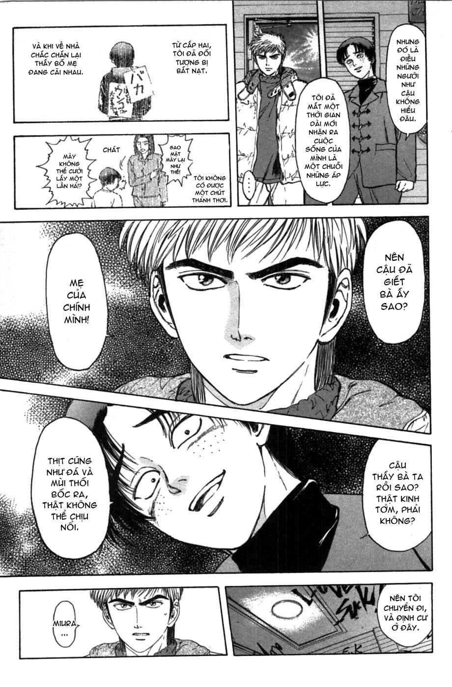 Psychometrer Eiji chapter 41 trang 16