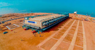Egypt reaches new seawater desalination technology