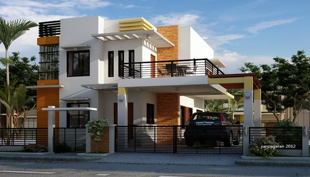 Contoh Model Rumah Minimalis Terbaru 2019