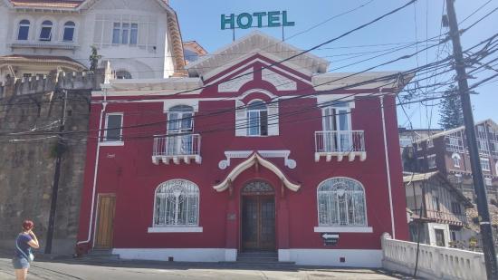 Hotel Vista Hermosa 17 e 26 em Viña del Mar