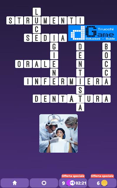 Soluzioni One Clue Crossword livello 15 schemi 1 - 15 (Cruciverba illustrato)  | Parole e foto