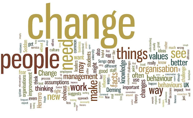 Change Is The Only Constant by Omar Cherif, One Lucky Soul