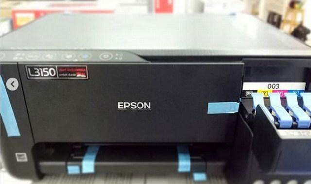 Kelebihan Printer Epson EcoTank L3150 (Spesifikasi, Harga dan Driver) Terbaru