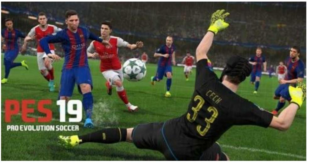 Download PES 19 (Pro Evolution Soccer 2019) APK MOD+Data+OBB