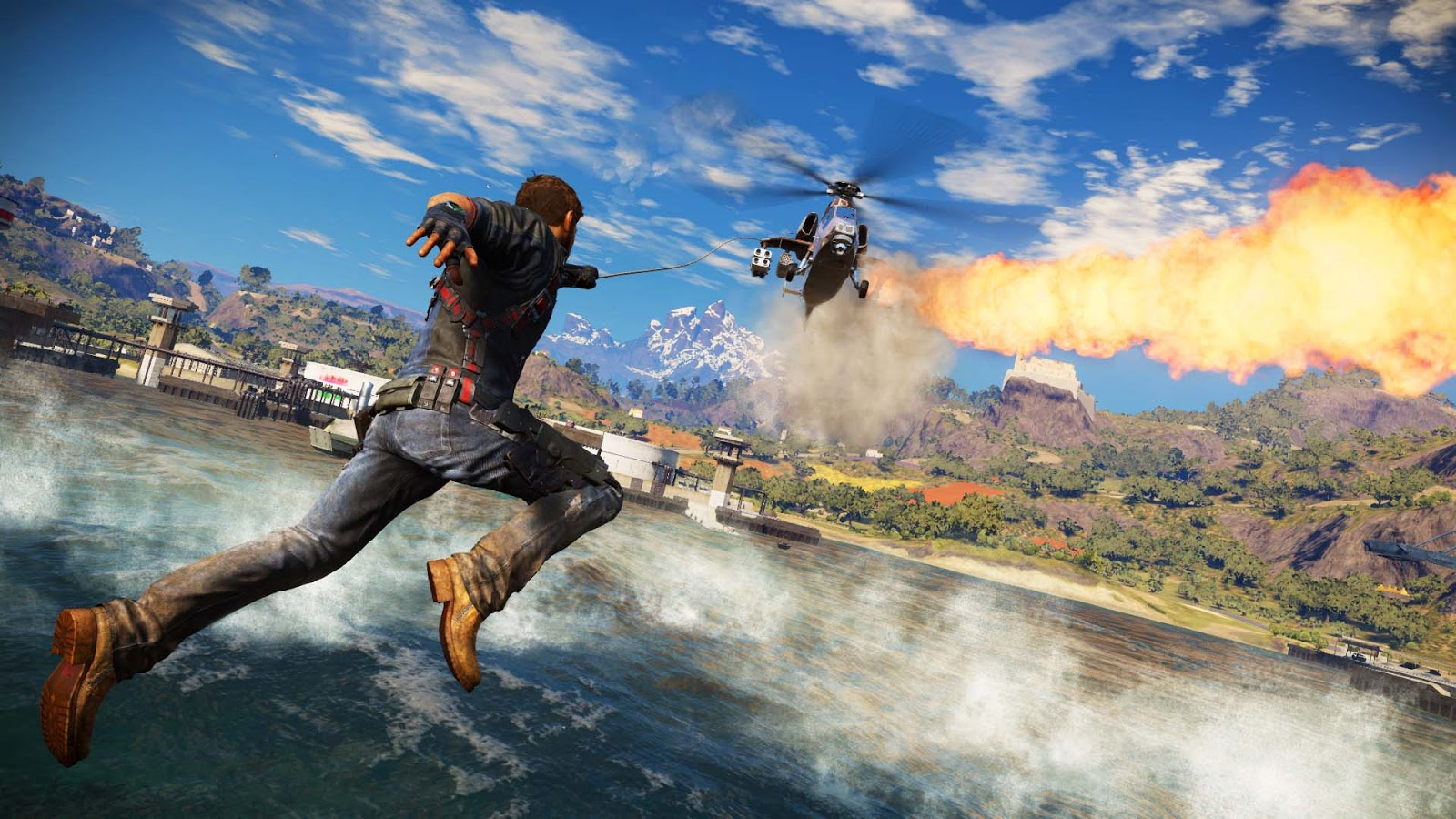 Just Cause 3 ESPAÑOL PC Descargar Full (CPY) + REPACK 10 DVD5 (JPW) 2
