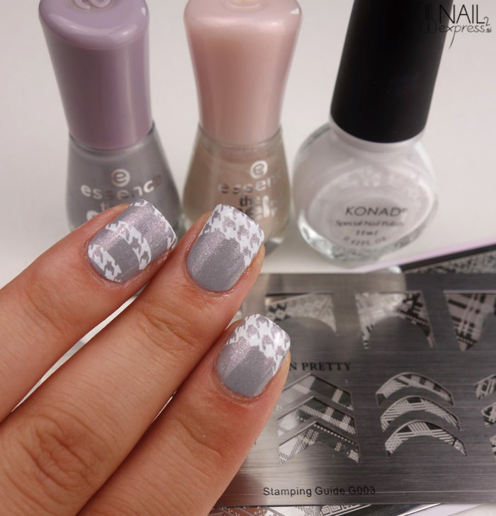 Born pretty store Stamping Guide G003_manikira