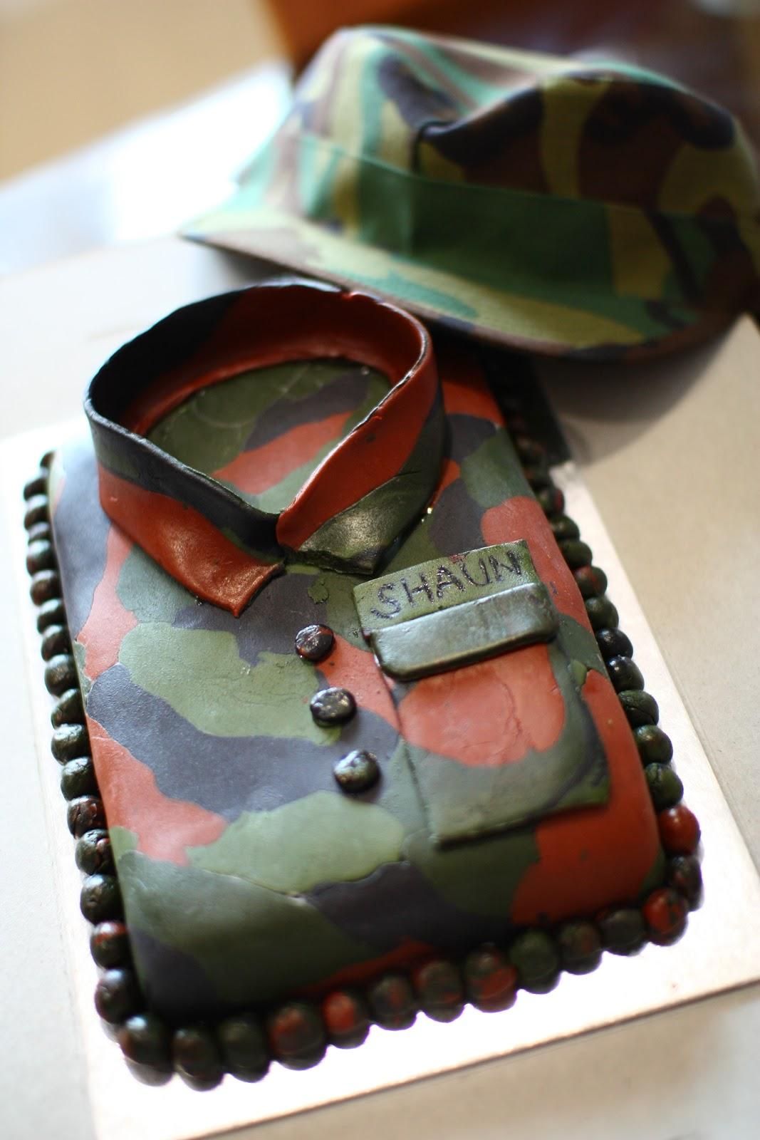Army Cake Sherbakes