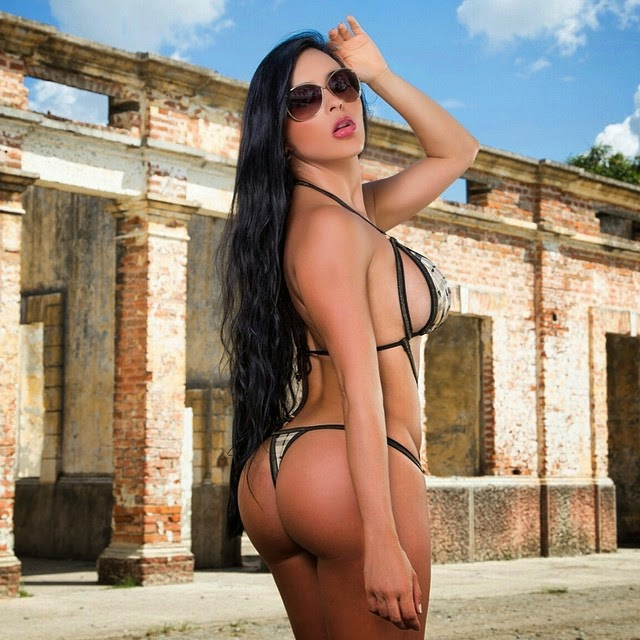 Fotos del bikini cox de Courney