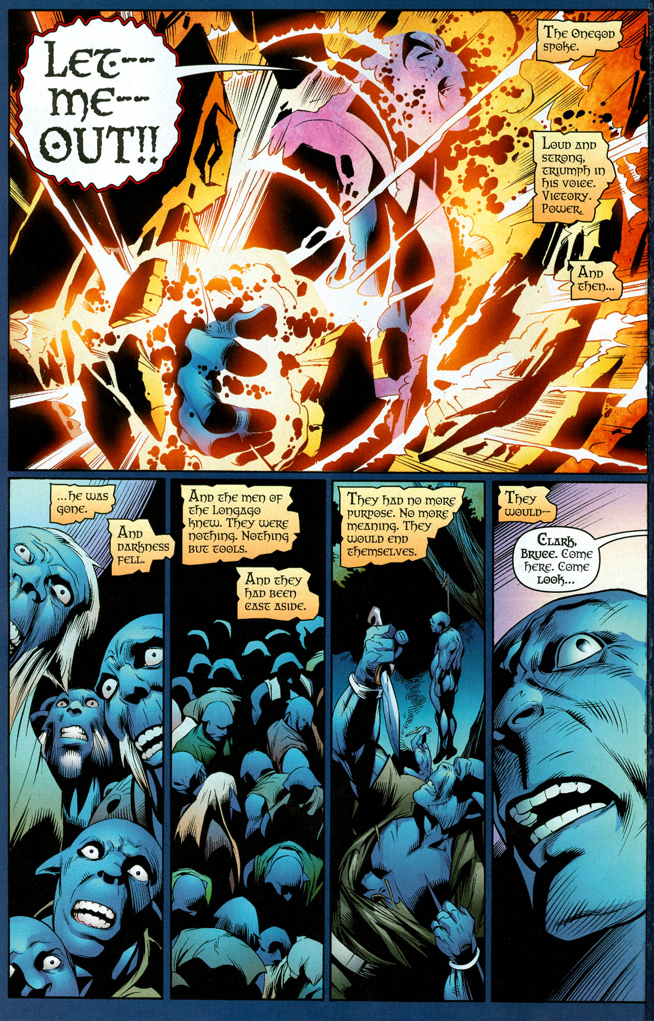 Read online Trinity (2008) comic -  Issue #30 - 14