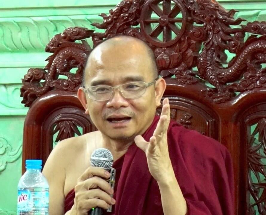 Sư Giác Nguyên (Toại Khanh) - Simsapa Vietherevada