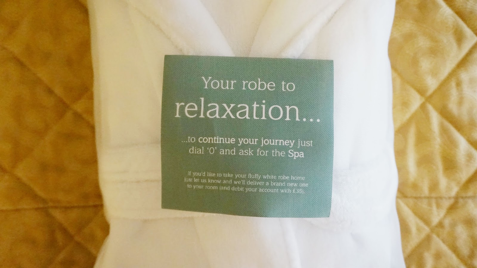 bristol aztec hotel and spa bedroom relax spa dressing gown spa weekend valentines day