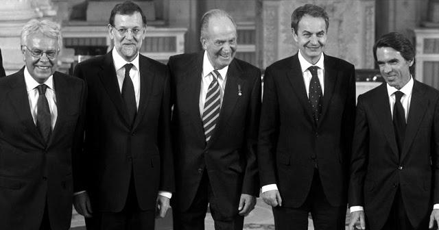 Del PP$$€ no se puede esperar nada que no sea la defensa del régimen del 78
