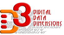 d3 digital data dimensions