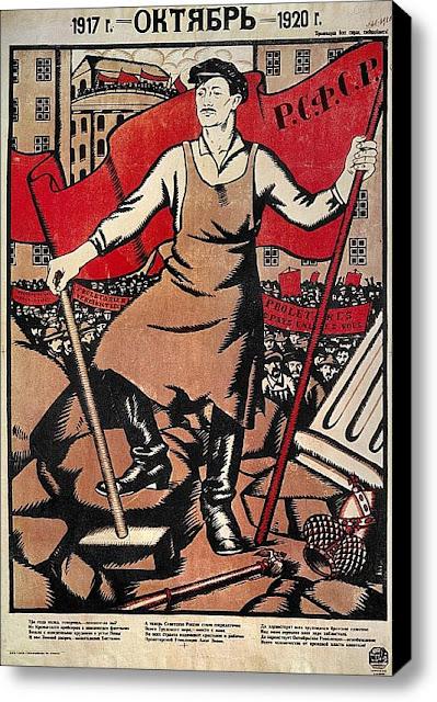 ΓΙΑΤΙ ΣΤΗΝ ΟΚΤΩΒΡΙΑΝΗ ΕΠΑΝΑΣΤΑΣΗ ΟΙ ΜΠΟΛΣΕΒΙΚΟΙ ΚΑΤΕΔΑΦΙΣΑΝ ΤΙΣ ΕΚΚΛΗΣΙΕΣ ΑΛΛΑ ΔΕΝ ΠΕΙΡΑΞΑΝ ΤΙΣ ΣΥΝΑΓΩΓΕΣ; Russian-revolution-1920-granger