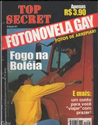 fotonovela porno gay