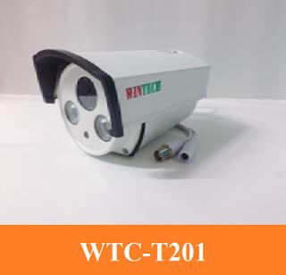 Camera AHD WinTech WTC-T201H Độ phân giải 2.0 MP