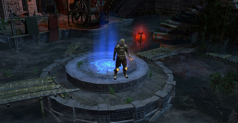 Path Of Exile For PlayStation 4 Release Delayed To February 2019