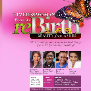The Timeless Woman?s Conference 2018
