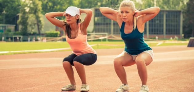 رياضة السكوات اهم رياضة نسائية