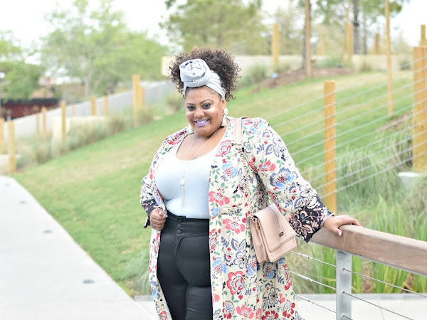 The Spring Trend I am loving! - Mixed Prints