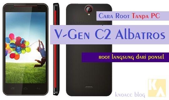 Root V-Gen C2 Albatros dari HH