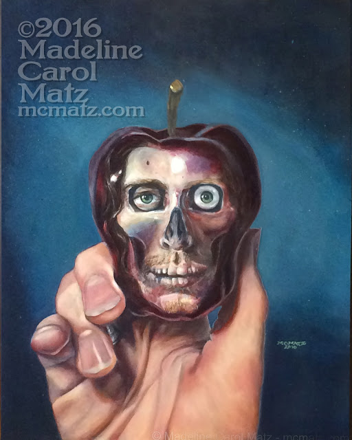 An Apple So Dark - M. C. Matz www.mcmcatz.com ©2016
